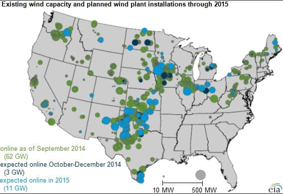 Could The Solar Eclipse Affect WIND Power ENGINEERINGcom - Us wind speed map