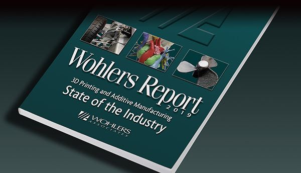 Terry Wohlers On The 2019 Wohlers Report > ENGINEERING com