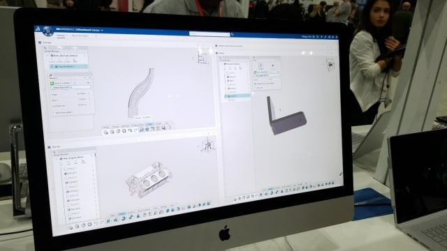 Behold: the elusive Xdesign spotted in the wild at SOLIDWORKS World 2018.