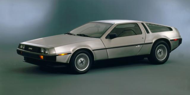 (Image courtesy of DeLorean Motor Company.)