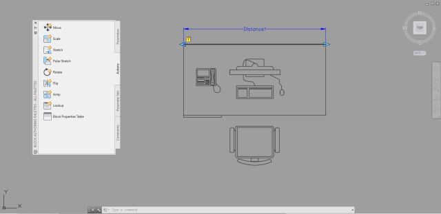 How to Use AutoCAD's Dynamic Blocks > ENGINEERING com