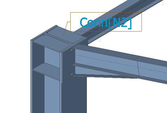 Figure 18: Connection design.