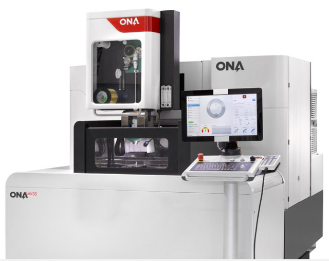 New Wire EDM from ONA > ENGINEERING.com