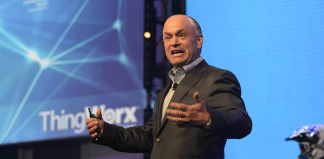 "Will he prove his critics wrong? PTC leader Jim Heppelmann has had a tough journey through PTC's IoT venture. Some people argue that since this strategy was initiated, PTC's revenues have declined and profits have turned to losses. But to everyone who listens to what Jim Heppelmann has to say in the TV report, it is evident that this is a calculated dip in the revenue stream. ""We are building an incredible business based on our new licensing model."""