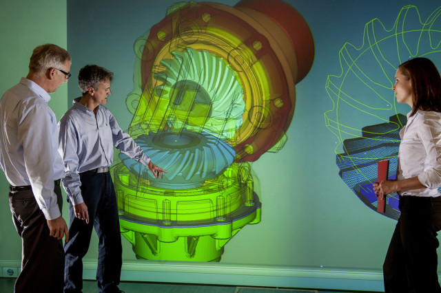 Bosch's decision to bet on Siemens' CAD flagship NX was the second big deal in the last couple years where a large German automotive player favoured this solution instead of Dassault Systèmes' CATIA. The picture above is from Daimler Mercedes, which finished the transition from CATIA to NX in April last year.