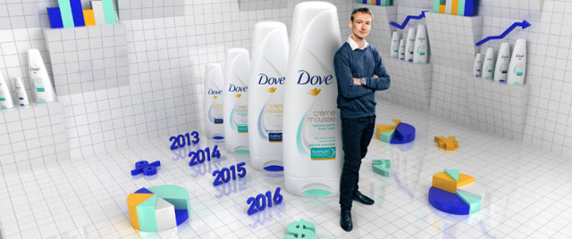 Uniliver is one of the largest in its field with brands such as Dove, Sunlight, Lipton tea, and much more. Every day, 24/7, they have 2 billion customers buying their products. Marc Bechet says that they still are aiming at growth, even to double the revenues.