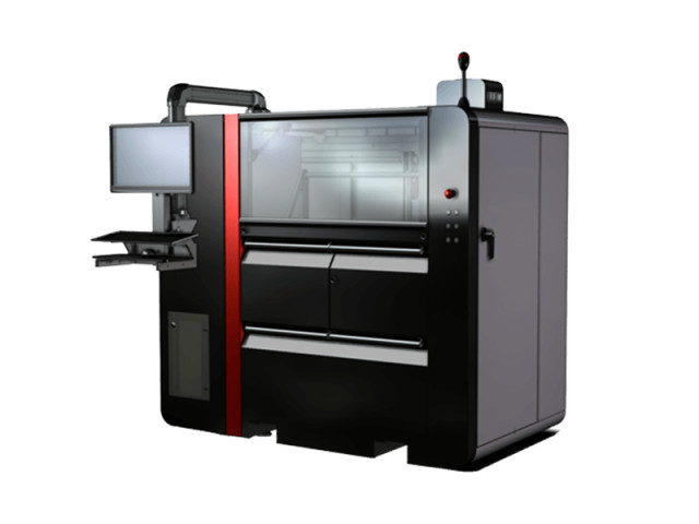 The ProMaker V6000 3D printer from Prodways is capable of 3D printing ceramic and, now, metallic pastes. (Image courtesy of Prodways.)