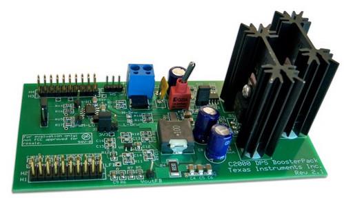 Figure 1 - Digital Power BoosterPack