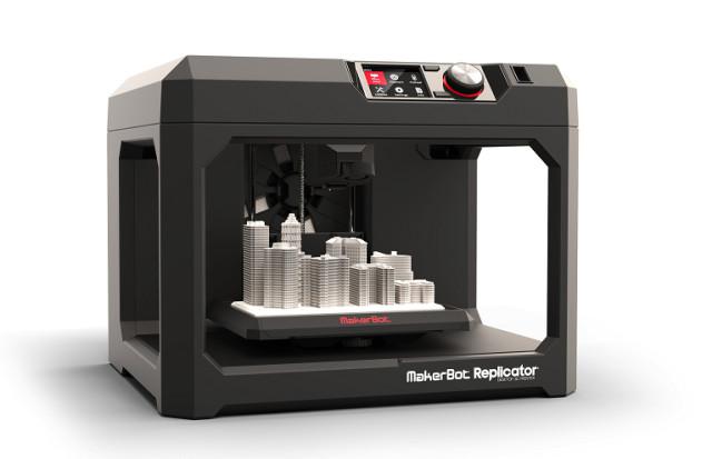 (Image courtesy of Makerbot.)