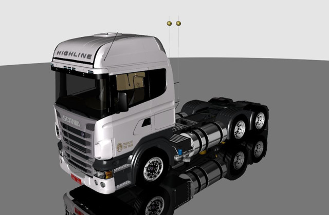 Scania designs their trucks in Dassault Systèmes CATIA V5, including the engines.