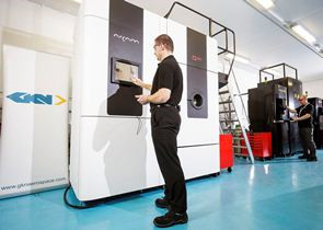 GKN Aerospace and Arcam engineers will work with Arcam Q20 machines to create the next generation of EBM equipment.