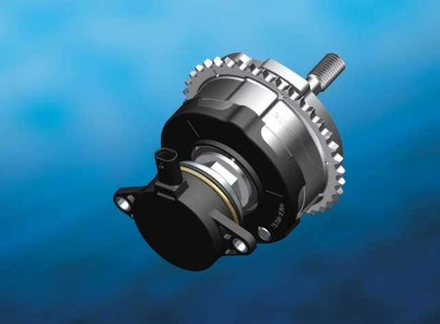New variable cam timing technology aims to improve engine rendering of borgwarners new vct technology for the hyundai lambda ii gasoline engine image fandeluxe Choice Image