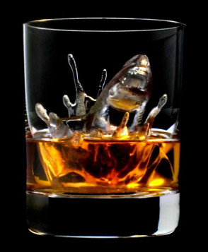 We're going to need a bigger glass. (Image courtesy of Suntory Whisky.)