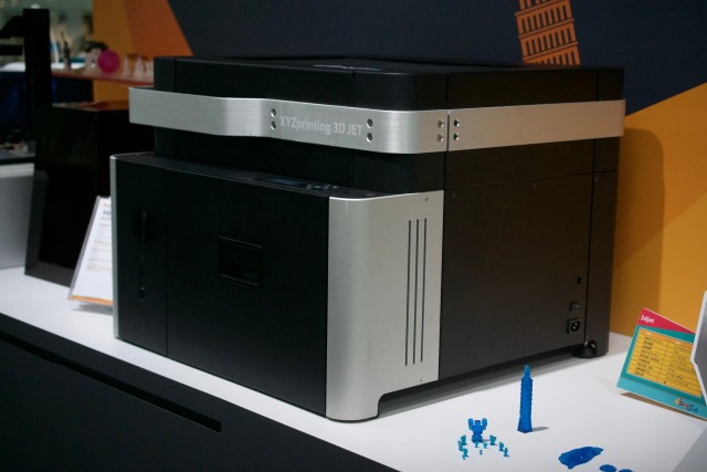 XYZprinting Finds Industrial 3D Printing Audience with SOLIDWORKS Integration