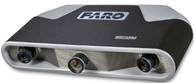 FARO Cobalt 3D. (Image courtesy of FARO.)