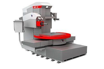 The WFC 10 CNC horizontal boring mill.