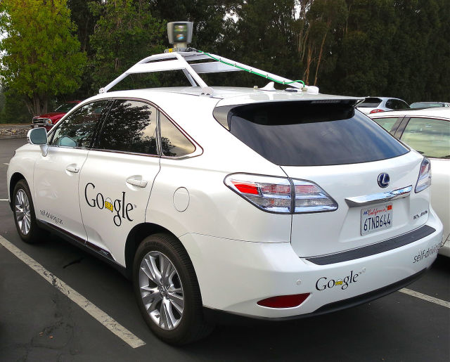 A Google self-driving car like this one collided with a bus in February. Although no one was injured, this incident raised fresh concerns about the reliability of autonomous vehicles and emphasized the need for further testing. (Image courtesy of Google.)