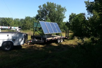 Students Gain Real-World Experience in Renewable Energy