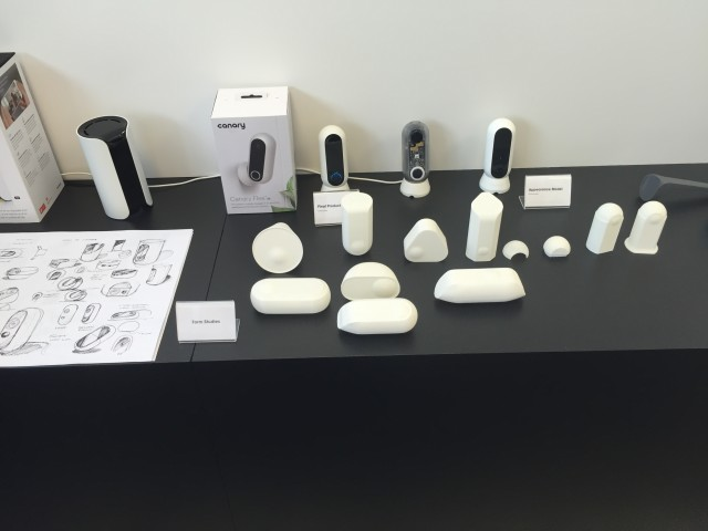 Prototyping with MakerBot Replicator+: a profusion of evidence at MakerBot headquarters.