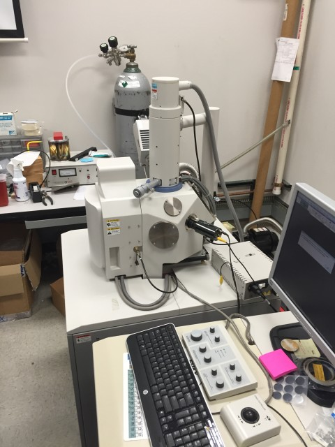 The R & D Labs at HP are amazing. Just have electron microscopes and 24/7 x-rays sitting around to manage electron dispersive spectroscopy on every component from every vendor. You know, no big deal.