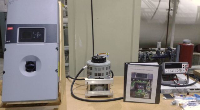 Inverter Test Stand and Procedure Manual