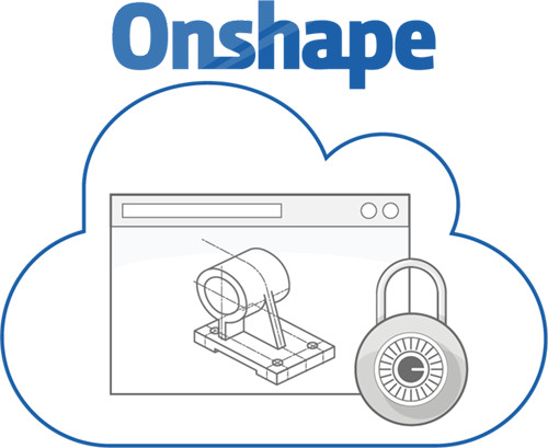 "Onshape is the only ""full cloud"" CAD for professionals, according to its makers. (Image courtesy OnCloud.)"