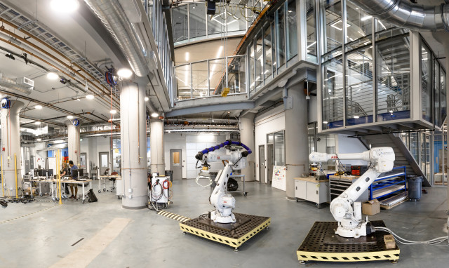 The BUILD Space. (Image courtesy of Autodesk.)