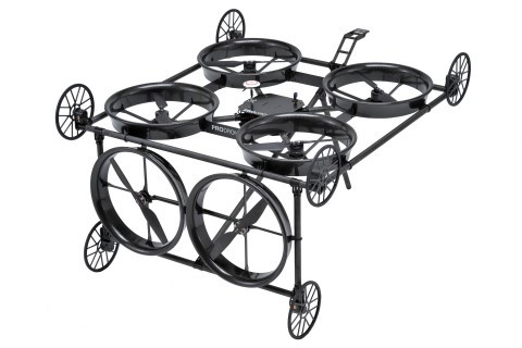 The PRODRONE PD6-CI-L and its characteristic L-shaped airframe. (Image courtesy of PRODRONE.)
