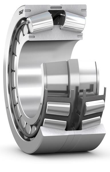 Large-size tapered roller bearing from Schweinfurt. (Image courtesy SKF.)