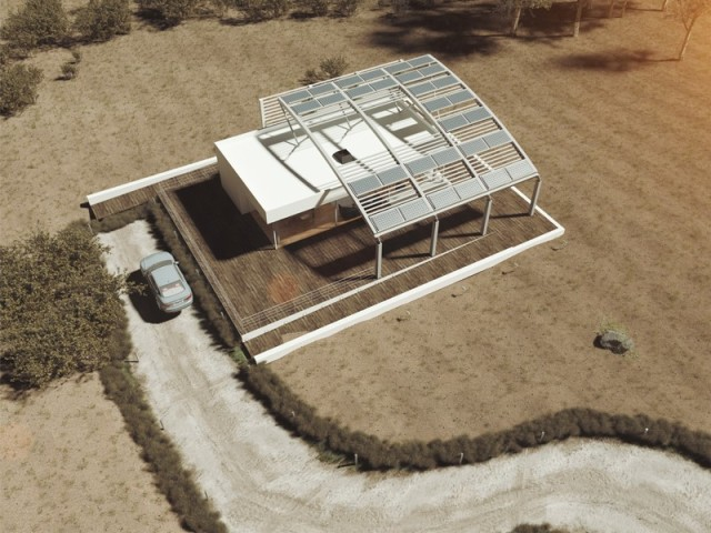 Students Design the Future of Solar-Powered Homes