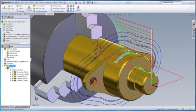 SOLIDWORKS CAM Partners Strike Gold - Engineers Rule