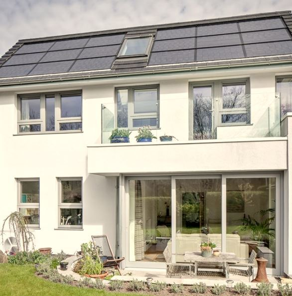 Affordable Eco-House is Nearly Net-Zero Energy