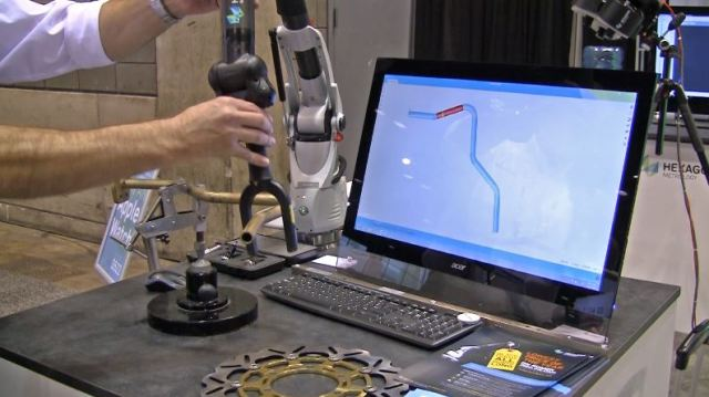 VIDEO: 6-Axis CMM Simplifies Measurement and Calibration