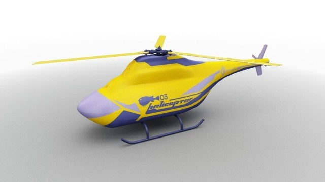 """The Ziyan """"blowfish"""" designed for delivery of goods. (Image courtesy of Ziyan UAV.)"""