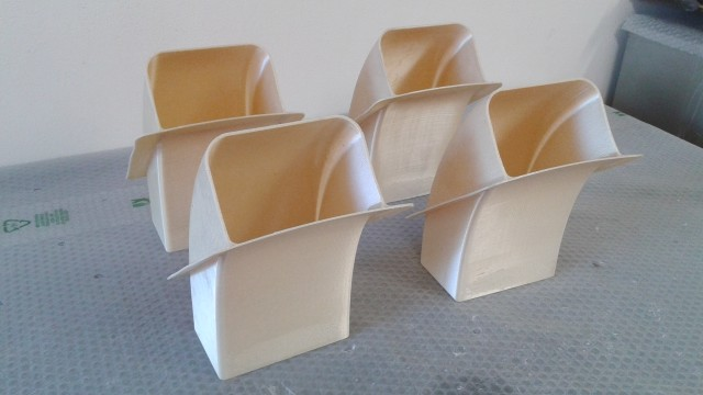 ZARE 3D prints final end-use car bumpers in Stratasys' ASA material for unparalleled UV stability.
