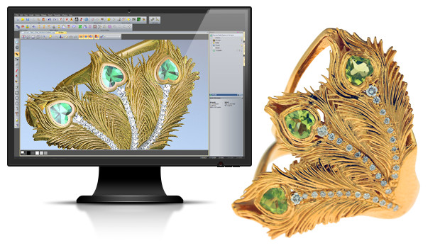 Artcam Jewelsmith Incorporates 3d Printing Gt Engineering Com