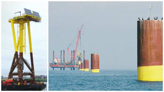 First Offshore Wind Farm Designed Using SACS Software > ENGINEERING com
