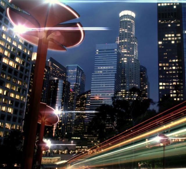 The Futuristic Utility Pole - Coming to a City Near You?