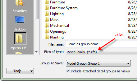 Classification of Revit Families > ENGINEERING com