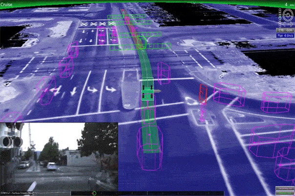 Ford And Baidu Invest 150 Million In Lidar For Self