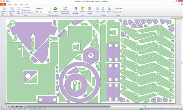 Hypertherm Announces Major Upgrade to ProNest 2017 > ENGINEERING com