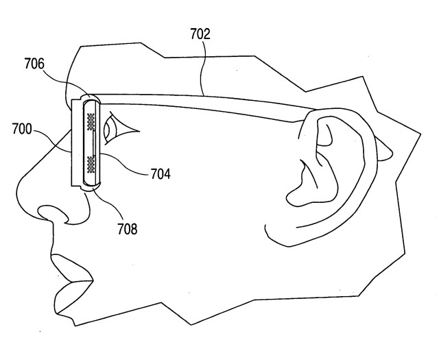 New patent filings and high-profile hires from across the industry suggest that Apple has plans for an AR or VR headset. (Image courtesy of the United States Patent and Trademark Office.)
