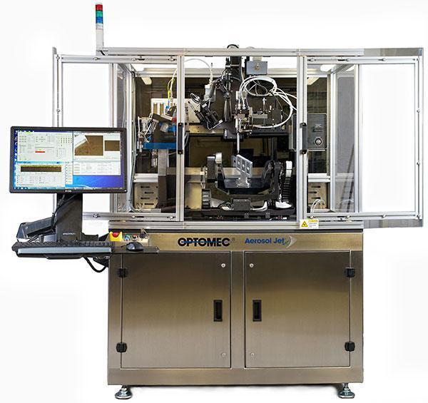 Aerosol Jet 5X 3D Printer > ENGINEERING com