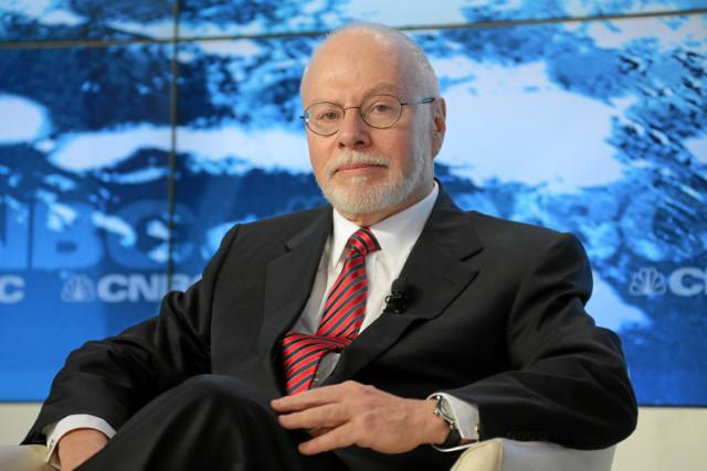Billionaire and activist investor Paul Singer.(Image courtesy of Wikipedia.)