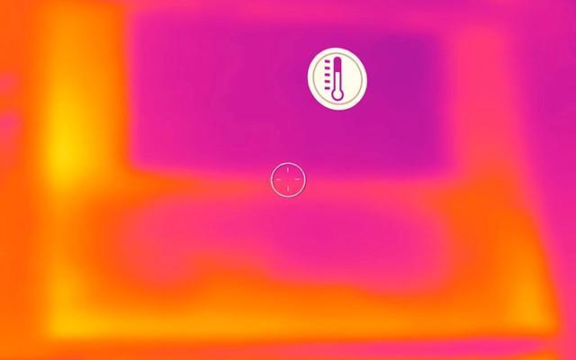 Thermal PoV through the DSH. (Image courtesy of DAQRI.)