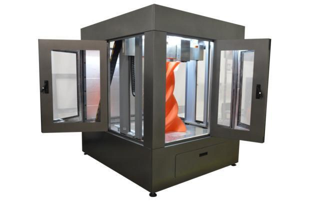 The AM1 3D printer from Cosine Additive. (Image courtesy of Cosine Additive.)