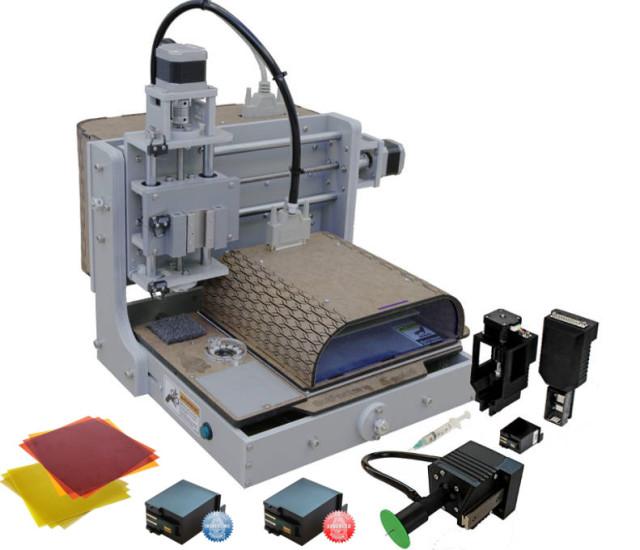 Squink Evolves into a PCB 3D Printer > ENGINEERING com