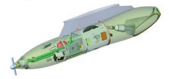 Figure 1 - A wing mounted aerial refueling pod (image from Cobham website)