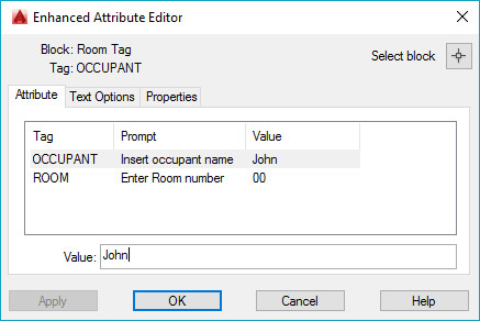 A Closer Look at Creating and Using Attributes in AutoCAD