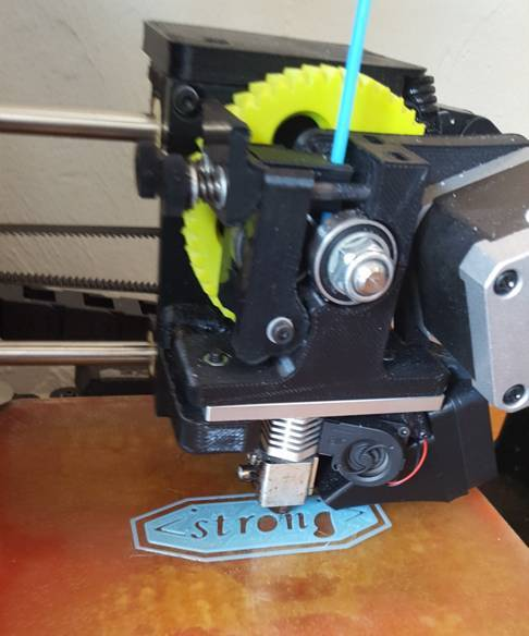 Figure 4.Winick creates her designs using SOLIDWORKS and produces them in a variety of materials using 3D printers. (Image courtesy of Sci Chic.)